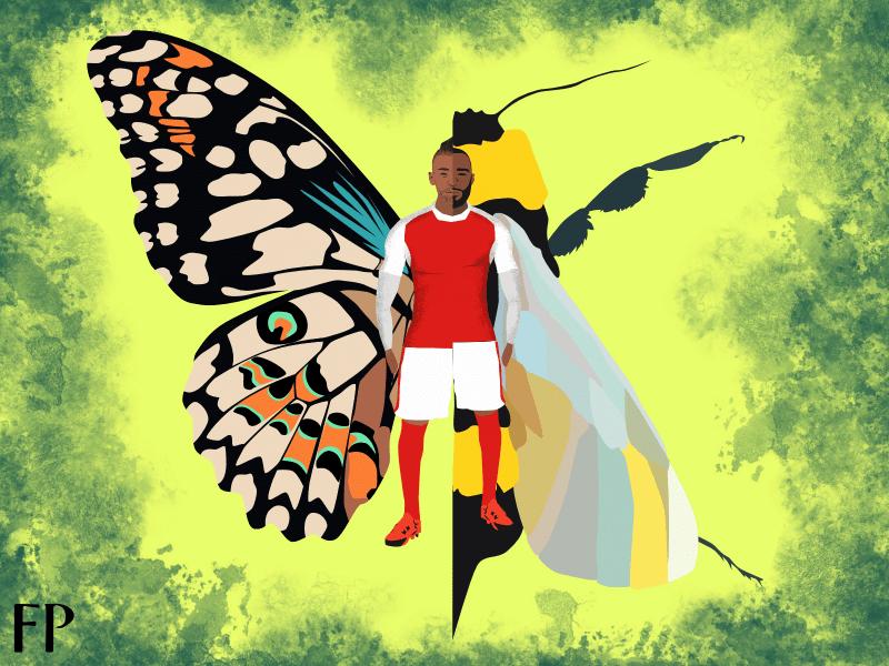 Arsenal's Aubameyang and Lacazette