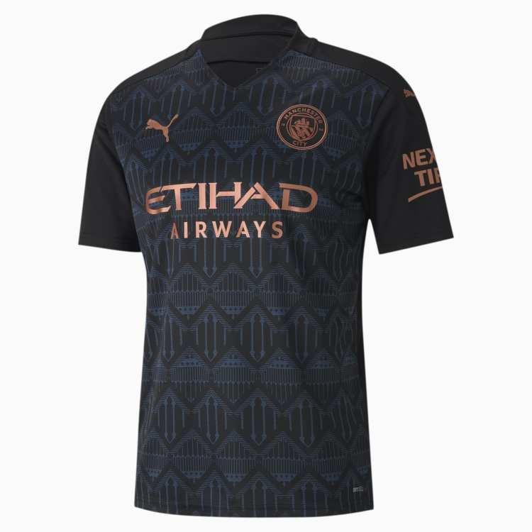 Manchester City 2020-21 Puma Away Kit | 20/21 Kits ...