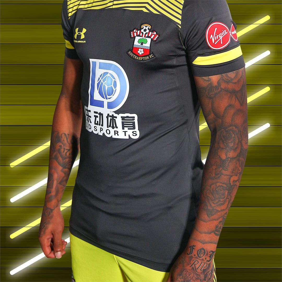 Southampton 2019-20 Under Armour Away Kit | 19/20 Kits | Football shirt blog
