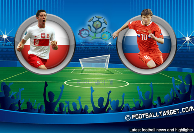 Poland - Russia Live stream,Highlights | Football target