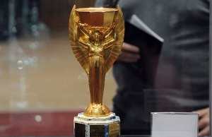 FIFA find piece of original World Cup