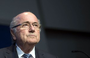 Sepp Blatter says it was agreed that Russia would host the world cup before the vote was held