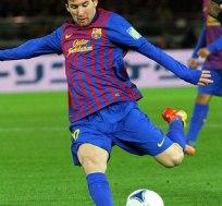 Lionel Messi favorite player of Deepika Padukone
