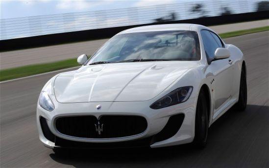 Maserati GranTurismo MC Stadale