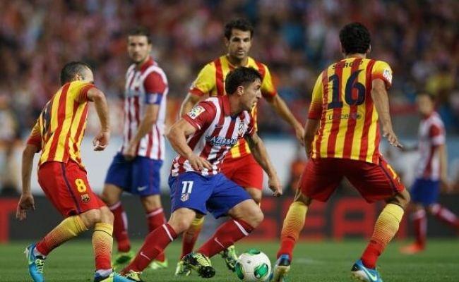 Atletico Madrid Vs Barcelona Time Tv Telecast Preview