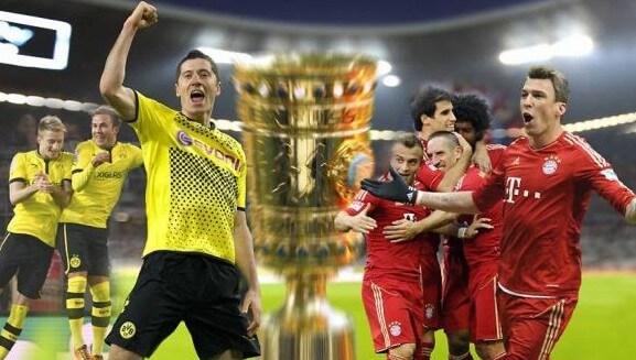 Bayern Munich vs Dortmund Free Live Streaming