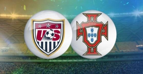 United States vs Portugal 2014 Free Live streaming