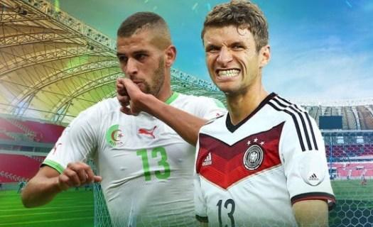 Watch Germany vs Algeria Free live streaming