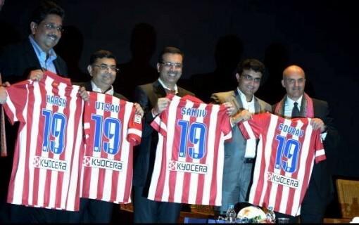 Jersey of Atletico de Kolkata