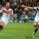 Mario Gotze goal video & highlights of Germany vs Argentina