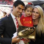 Luis Suarez awards