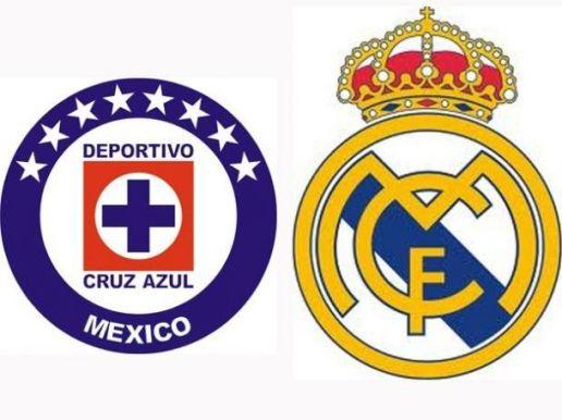 watch Cruz Azul vs Real Madrid live free