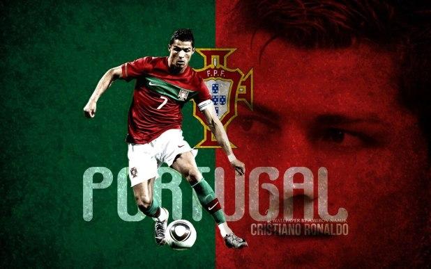 HD Wallpapers of Cristiano Ronaldo