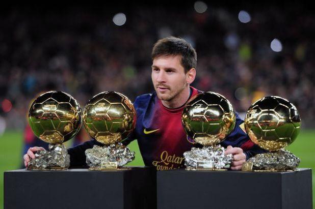 Lionel Messi HD Desktop Wallpapers