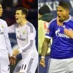 Real Madrid vs Schalke time telecast in India