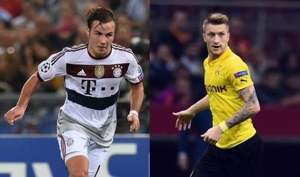 Dortmund vs Bayern Munich 2015 match preview