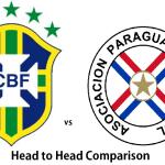 Brazil Vs Paraguay Head To Head History