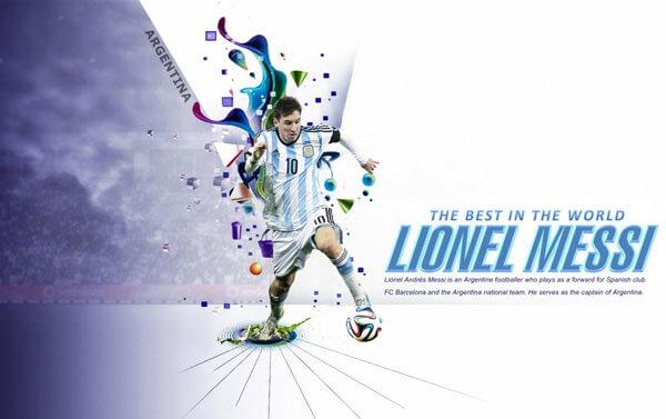 Copa America 2015 Messi Wallpaper