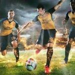 Arsenal 2015-16 away kits Jersey