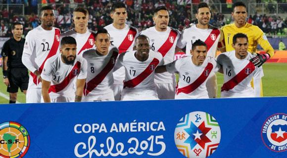 Copa America 2015 fair play winners