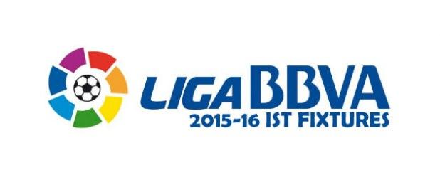 Fixtures of La Liga 2015-16 in IST
