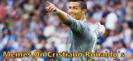 Best Memes / Tweets On Cristiano Ronaldo's Five Goals Vs Espanyol
