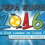 Euro 2016 Logo Wallpaper