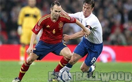 Spain vs England Telecast in India