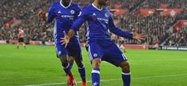 Chelsea Vs Everton English Premier League 2016-2017