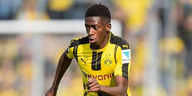 Borussia Dortmund Ousmane Dembélé photo