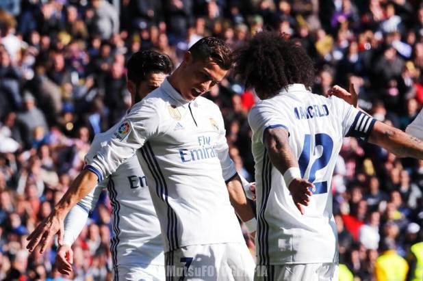 Real Madrid Cristiano Ronaldo 2017 photo