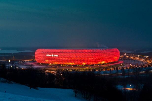 Allianz Arena Munich photo