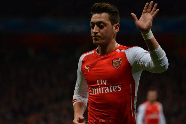 Arsenal Mesut Ozil photo