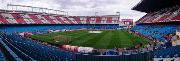 Estadio Vicente Calderon photo
