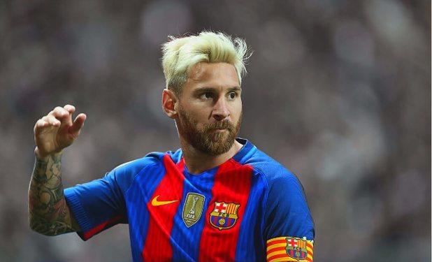 Lionel Messi 2017 photo
