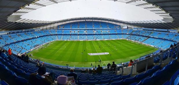 Etihad Stadium photo