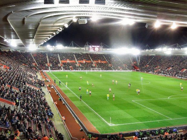 St Mary Stadium photo