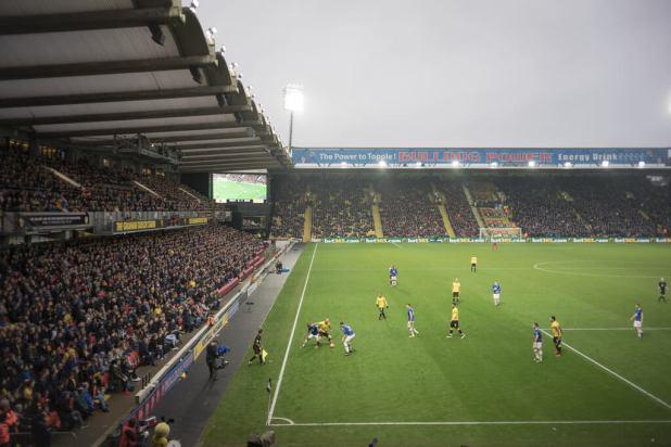 Vicarage Road Stadium photo