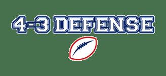 4-3 Defense - OffenseXOs.com - Free Football Playbooks