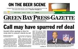 Green Bay Press-Gazette Green Bay, Wisc.