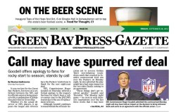 Green Bay Press-Gazette Green Bay, Wisc.