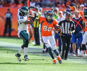 Carl Johnson [Eric Lars Bakke/Denver Broncos]