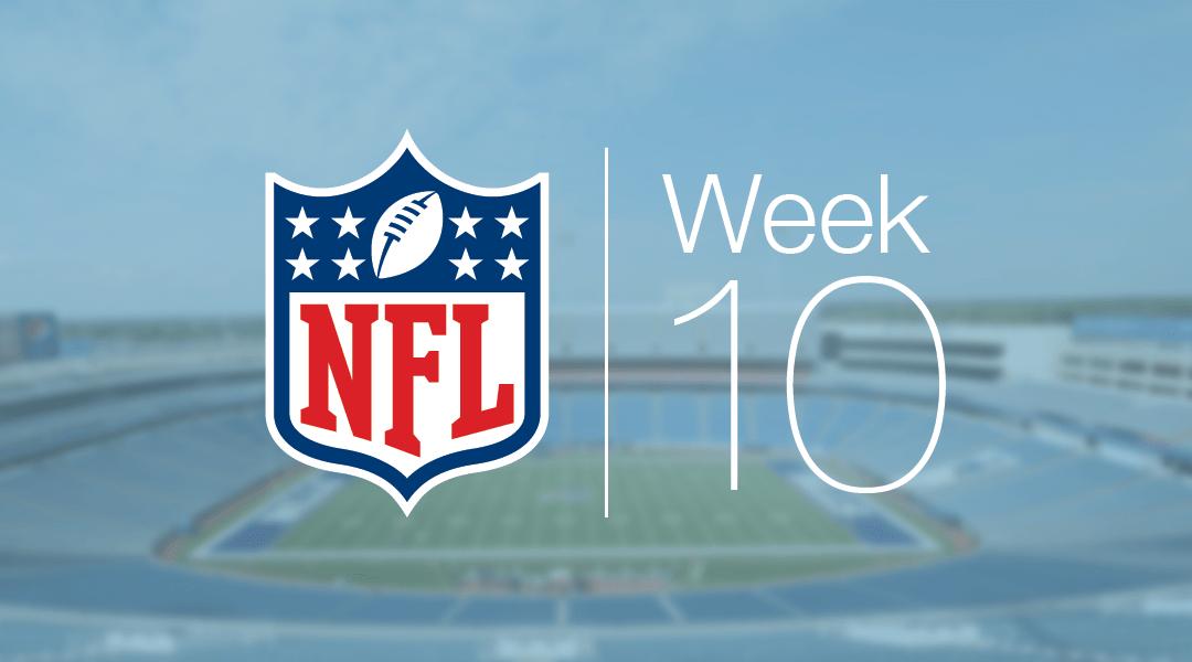 Quick calls: Week 10