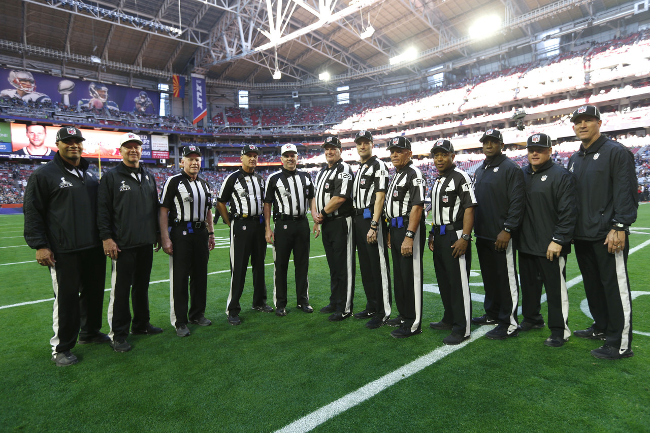 5 Super Bowl officiating odds and ends