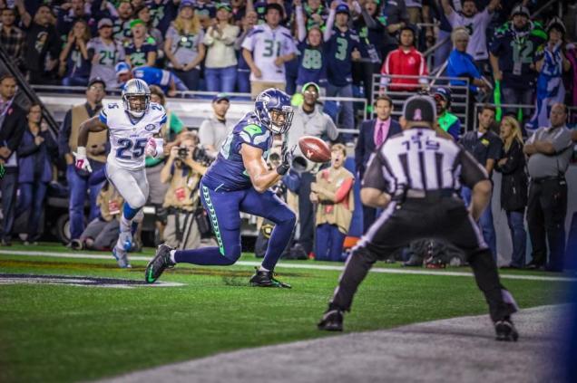 Greg Wilson (Seattle Seahawks)