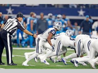 Carl Paganelli (Dallas Cowboys)