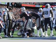 Line Judge Kevin Cody (New England Patriots)