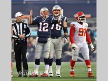 Craig Wrolstad (New England Patriots)