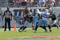Patrick Turner (Oakland Raiders)