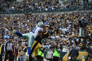 Byron Boston (Pittsburgh Steelers)